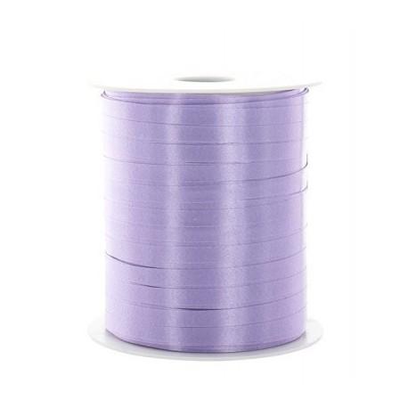 Bolduc lilas brillant 100m x 5mm
