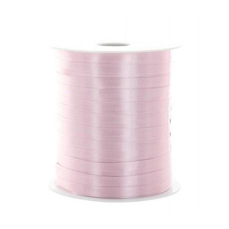 Bolduc rose brillant 100m x 5mm
