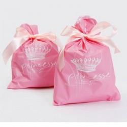 6 sacs cadeau princesse