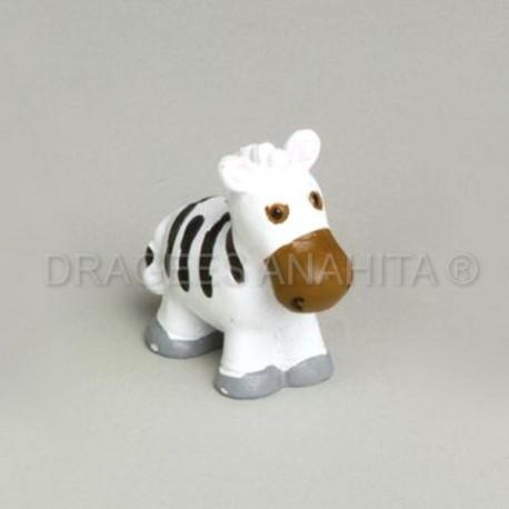 Zebre en céramique