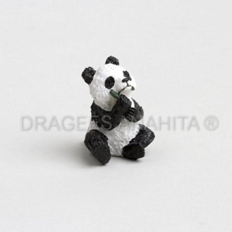 Panda en céramique