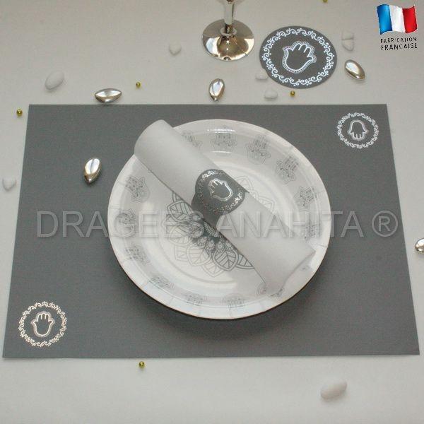 Cadeau Mariage Oriental Set de Table Mariage Oriental