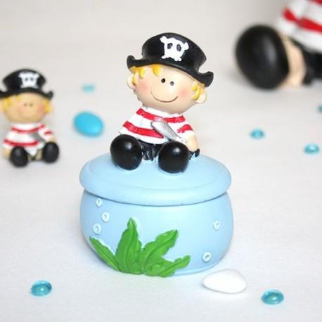 Bonbonnière petit pirate
