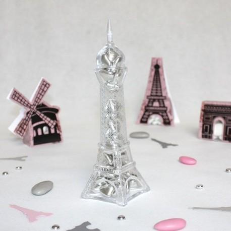 Contenant dragées Tour Eiffel