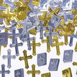 Confettis baptême ou communion