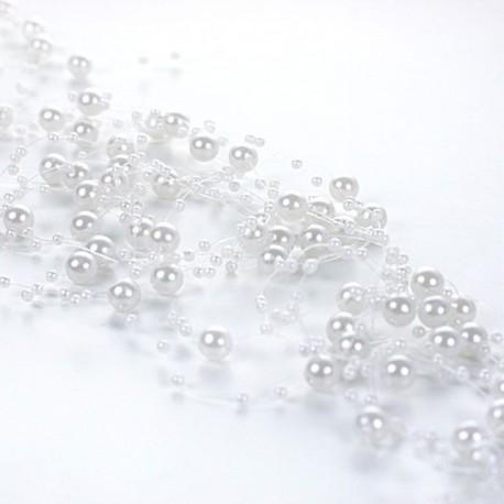 5 Guirlandes de perles