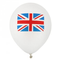 8 Ballons gonflables Angleterre