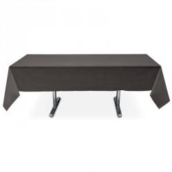 Nappe noire rectangle pas cher intissé 3 m x 1.5 m
