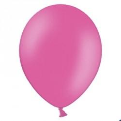 100 Ballons de baudruche fuchsia 27 cm