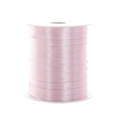 Bolduc rose brillant 100m x 5mm