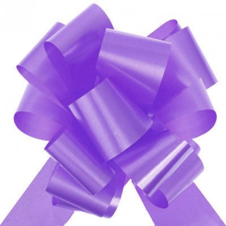 10 noeuds à tirer lilas pour voiture