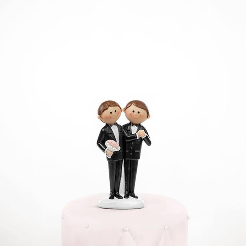 figurine mariage gay humoristique - Figurine Mariage Gay