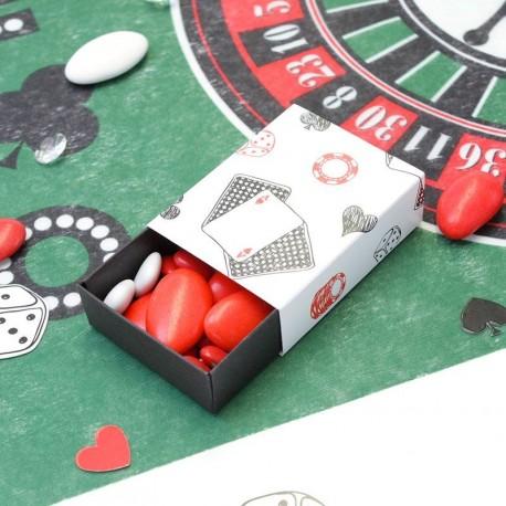 Fourreau dragées casino