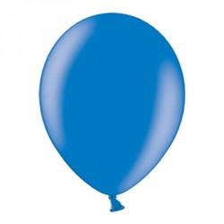 10 ballons métalisés bleu marine