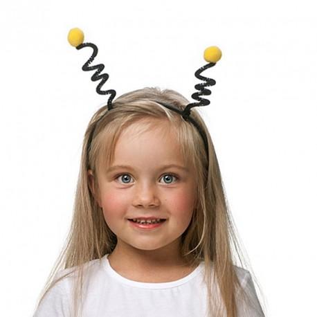 Serre-tête Abeille à distribuer aux invités, petits et grands, lors de l'anniversaire de votre enfant.