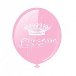 8 Ballons Princesse