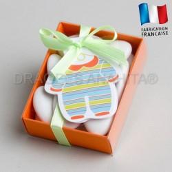 emballage à dragées naissance