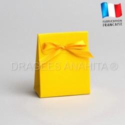 Mini pochon jaune