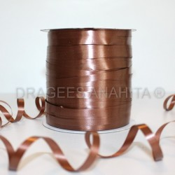 Bolduc chocolat 100m x 5mm