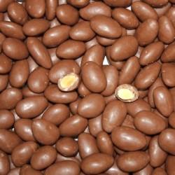 Oeuf Pâques Amandes grillées beurre de cacahuettes