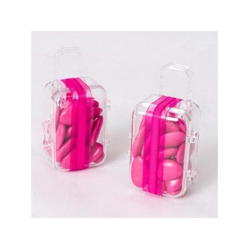 valise en plxi transparent valise en plxi transparent - Valise Dragees Mariage