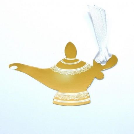 4 Etiquettes pour mariage oriental