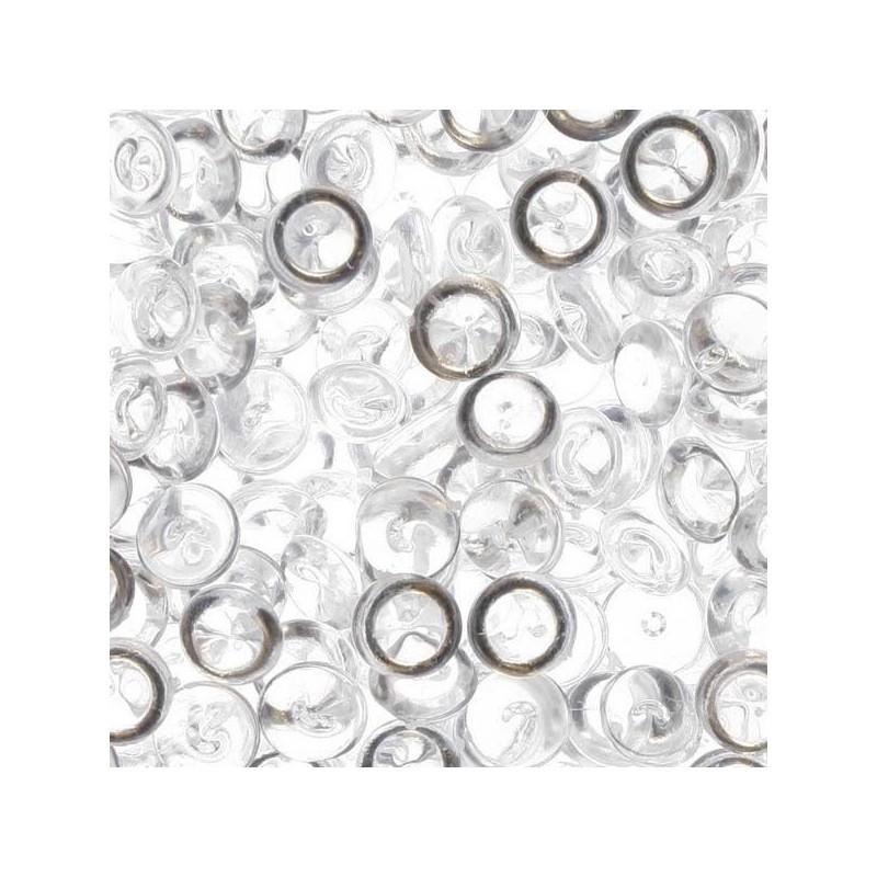 500 perle de pluie transparente drag es anahita. Black Bedroom Furniture Sets. Home Design Ideas