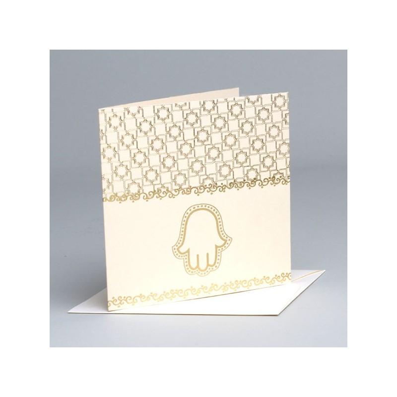 faire part mariage oriental ivoire - Faire Part Mariage Oriental Pas Cher