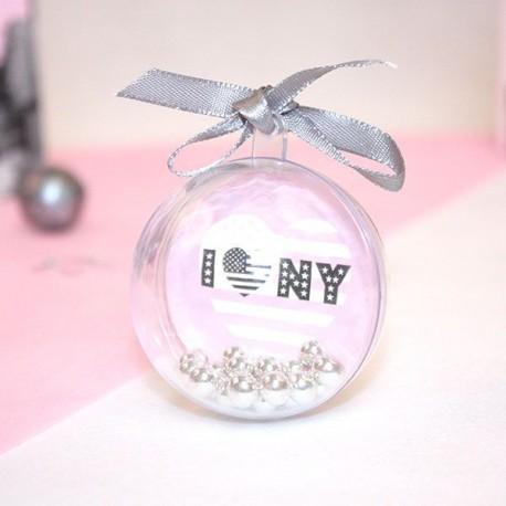 Boule à dragées New York