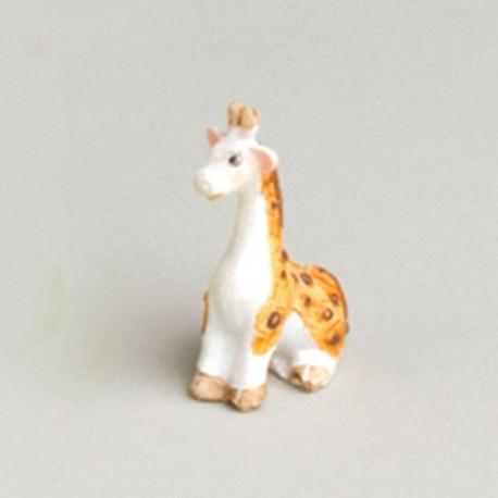 Girafe pm en céramique